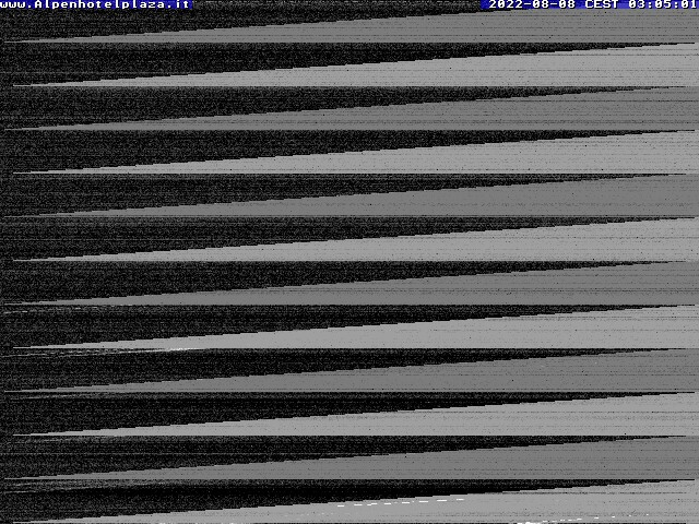 Webcam en Val Gardena, Val Gardena (Alpes Italianos)